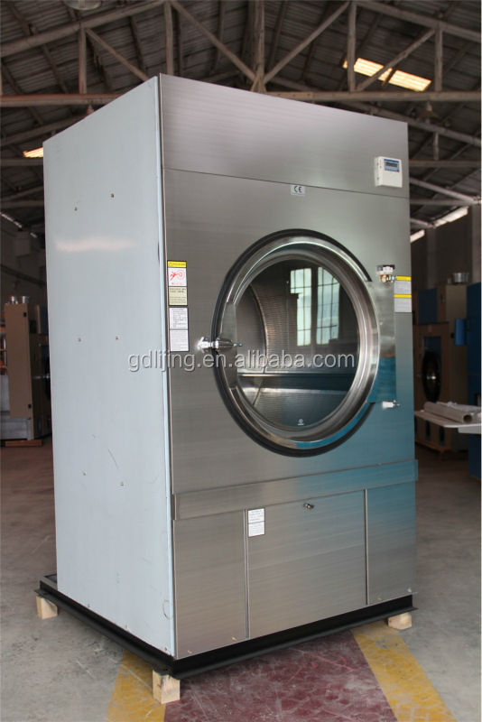 25kg Hot sale commercial laundry dryer machine electric tumble dryer
