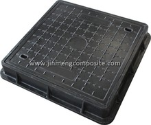 New design popular manhole cover spain/fiberglass canal cover
