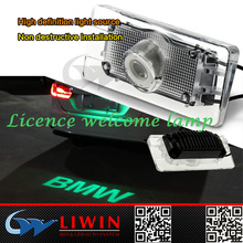 LW hot selling 12v 5w car logos with names led car light for audi used cars sale in germany