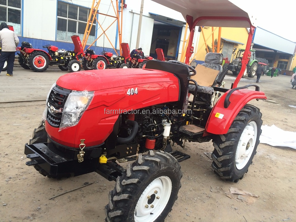 high quality farming tractors for sale from chinese manufacturer of HUAXIA