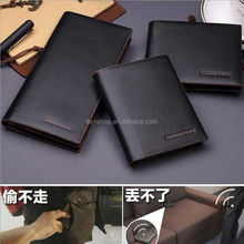 Intelligent Wallet With Bluetooth Chipset Anti-lost Alarm GPS Smart Purse For Man
