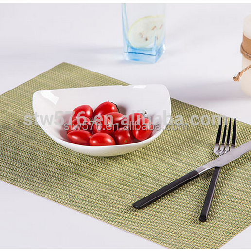 2018 Japan placemats/anti-slip heat resistant table setting placemats