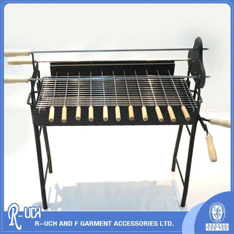 Multifunctional table grill, brazilian grill, thai charcoal barbecue
