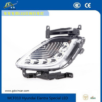led car position light and led drl fog light for Hyundai Elantra Special LED Foglight (2011-ON)