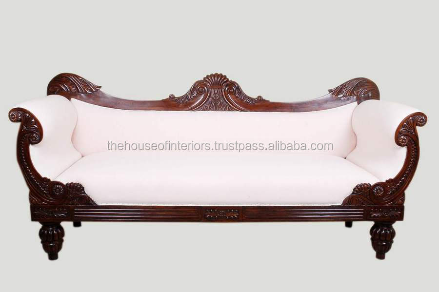 Wooden Deewan Sofa