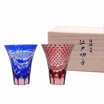 2016 new design the fireworks hand cut glass tumbler,Etched Shot glass cup,Exquisite engraved glass wine/ tea cup