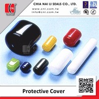 Dust Resistant Protective Silicon Rubber Wire Sleeve