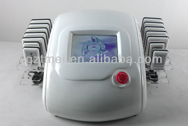 New Product hot diode laser Weight Loss smart lipo laser/lipo laser slimming