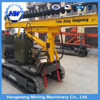 Hydraulic Vibratory Pile Hammer, hydraulic Pile driver with factory price