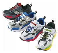 available in five color brand name sport shoes for boy