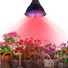 9W 12W E27 plant lamp bulb plant led grow light for hydroponics and greenhouse