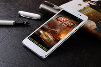 Stylish 960*540 Android4.4 smart phone 5 inch 8G rom dual sim 5.0MP+8.0MP quad core mtk6582 phone