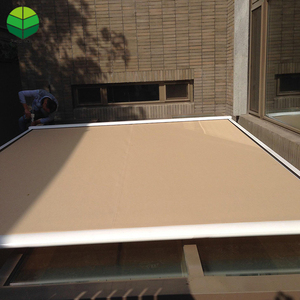 Cheap Price skylight Retractable Pergola Roof conservatory Awning