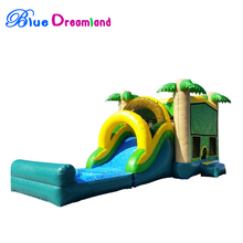 inflatable cheap kids bouncy castle garden for sale