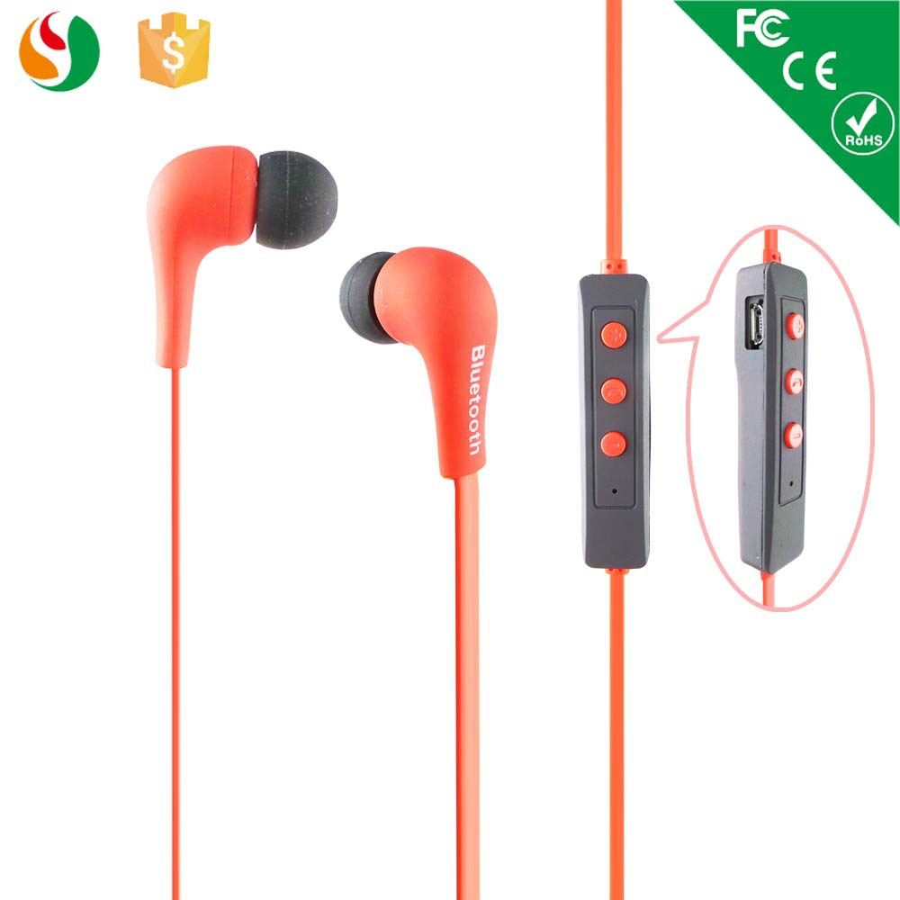colorful fashion popular mp3 mp4 music bluetooth sport stereo headphone earphone