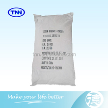 sodium benzoate benzoic acid