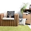 Double Cardboard Sofa For Living Room