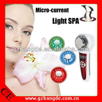 Professional Microcurrent Beauty Salon Machine For