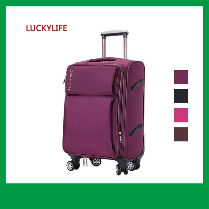 20 24 28 inch 3 pcs setS urban soft trolley luggage for travelling