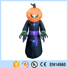 Halloween Inflatable Pumpkin Ghost Decoration