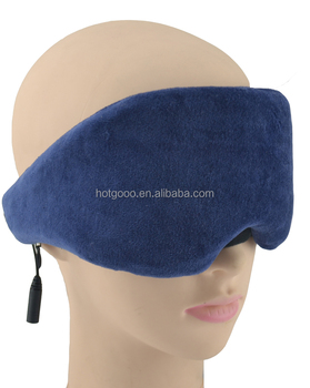 Wired sleeping eyemask good for travel/outdoor/business gifts