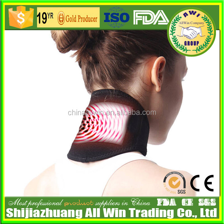 Products magnetic heating neck support fitness neck guard medical reducing the neck pain