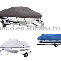 Waterproof Oxford V Hull Boat Cover