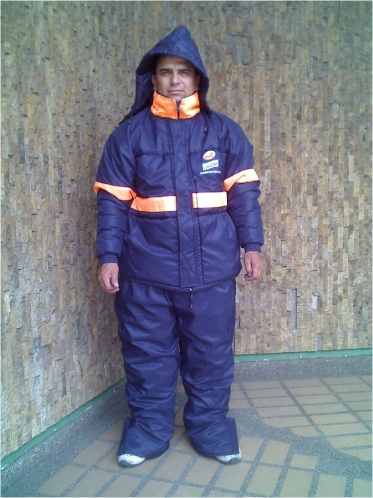Clothing for Cold Enviroments