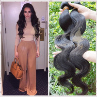 2015 new prodects mongolian hair 24 inch cheap real human hair extensions