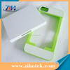 Double Protective Card insert 3D sublimation case for Blackberry Z10