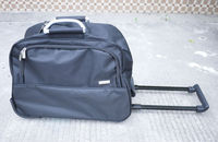 Folding Trolley Sport Bag/ Duffel Bag With Wheels