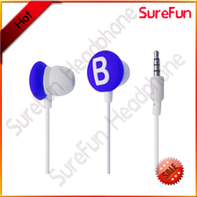 2013 promotion gift earphones for Christmas