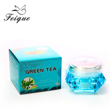 Feique Clear dark spot Whitening speckle removing day cream green tea extract snow white face cream