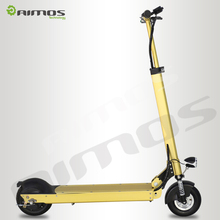 Aimos F2 two wheel electric scooter, Trottinettes electriques with handle, mini electric bike scooter