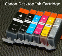 6 color Desktop Printer Ink Cartridge for Canon MG 5120/5220