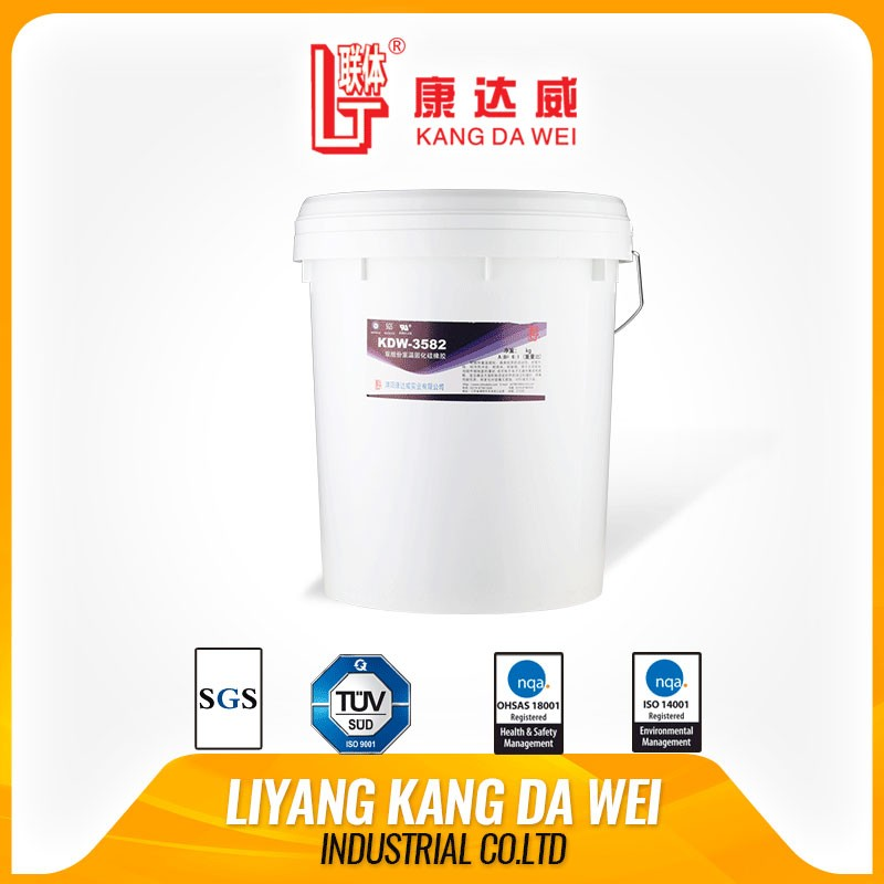 adhesive glue for electronic component Two-component additional pouring compound