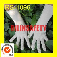 RILIN SAFETY Sun protection long sleeve gloves,sexy black leather suit leather body suit sexy rac,heatproof oven glove SGS