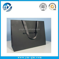 Hot sale fashion foldable shopping paper packaging bag /Gift bag /Custome Bag Printed
