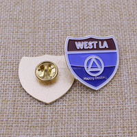 New Fashionable Craft Gifts Metal Pin Badge