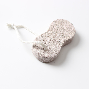 Foot cuticle remover natural pumice stone