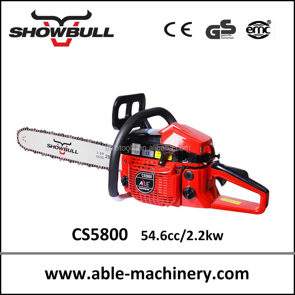 gasoline chainsaw table saws garden machine SHOWBULL brand manufacturer
