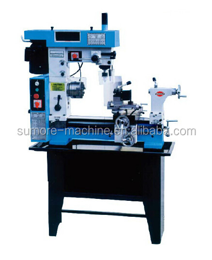 High precision portable milling machine SP2305 horizontal drilling and milling machine