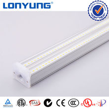 100 lm/w Korea Double Integrated T5 Batten 1.5m 24w Dual T5 Fluorescent Fixture