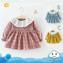 AD-374G Wholesale Guangzhou Supplier Girl Child Dress,New Girl kids Princess Casual Wears