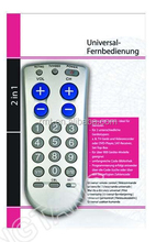 Good quality ABS univesal remote controller UN-081 Big key for old generation