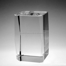 Wholesale Top-Grade K9 Blank Crystal Cube For Engraving Guest Design