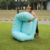 pvc inflatable chair for kids outdoor family leisure chair