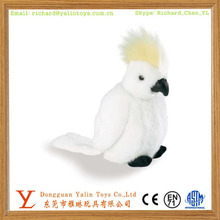 authentic plush parrot birds singing animal bird kids toys