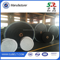 EP Rubber Belt Interlock Conveyor Belt