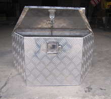 ISO certificated Aluminum truck tool box